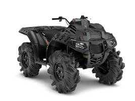 New  2019 Polaris® Sportsman® 850 High Lifter Edition Cruiser Black ATV in Roseland, Louisiana