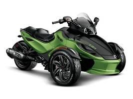 2013 SPYDER RS-S