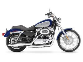 2007 Harley-Davidson XL1200C - Sportster 1200 Custom 1