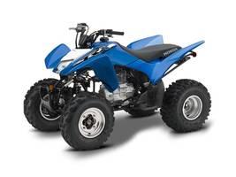 2020 Honda TRX250X 1