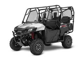 2020 Honda Pioneer 700-4 Deluxe 1