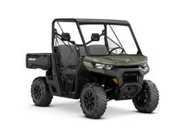 2020 Can-Am™ Defender DPS HD8 1