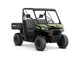 2020 Can-Am Defender DPS HD8 Boreal Green for sale 195056