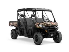 New  2020 Can-Am® Defender MAX XT HD8 Mossy Oak Break-Up Country Camo Golf Cart / Utility in Roseland, Louisiana