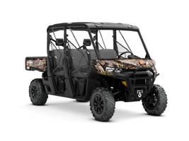 New  2020 Can-Am® Defender MAX XT HD10 Mossy Oak Break-Up Country Camo Golf Cart / Utility in Roseland, Louisiana