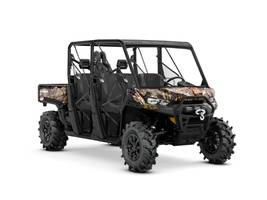 2020 Defender Max X mr HD10 Mossy Oak Break-Up Country