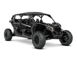 2020 Maverick X3 MAX X rs Turbo RR Triple Black