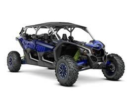 2020 Maverick X3 MAX X rs Turbo RR Hyper Silver Intense