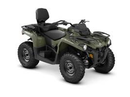2020 Outlander MAX DPS 450