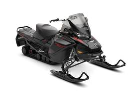 2020 Ski Doo Renegade® Enduro™ Rotax® 850 E-TEC® Black