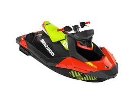 2020 Sea Doo PWC boat for sale, model of the boat is Spark® Trixx™ 2-up Rotax® 900 H.O. ACE™ IBR & Sound System & Image # 1 of 1