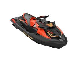 2020 Sea Doo PWC boat for sale, model of the boat is RXT®-X® 300 IBR Eclipse Black and Lava Red & Image # 1 of 1