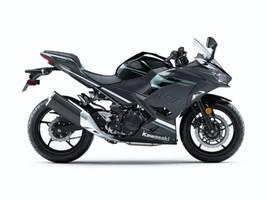 2020 Kawasaki Ninja 400 ABS Spark Black Magnetic Dark Gray Phant for sale 259915