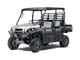 2020 Kawasaki Mule Pro-FXT Ranch Edition Metallic Phantom Silver for sale 239327