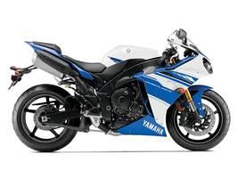 2014 Yamaha YZF-R1 Team Yamaha Blue White for sale 143878