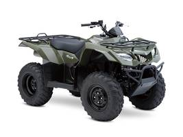 RPMWired.com car search / 2015 Suzuki KingQuad 400ASi