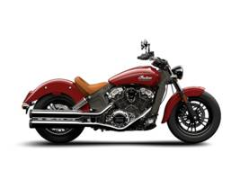 2015 Scout Indian Red