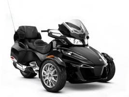 2015 Spyder RT Limited 6 Speed semi-Automatic SE6
