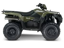 RPMWired.com car search / 2015 Suzuki KingQuad 500AXi