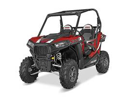 2016 RZR 900 EPS Trail Havasu Red Pearl