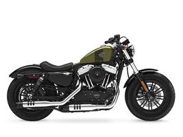 RPMWired.com car search / 2016 Harley Davidson XL1200X - Sportster Forty-Eight