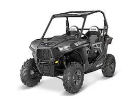 2016 RZR 900 EPS Trail Stealth Black