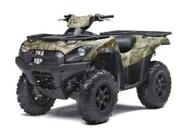 2017 Brute Force 750 4x4i EPS Camo