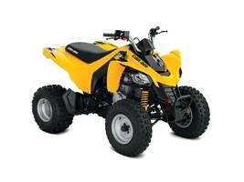 New  2017 Can-Am® DS 250® ATV in Houma, Louisiana