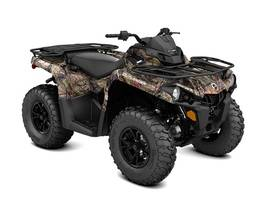 2017 Can-Am ATV Outlander™ DPS™ 450 Mossy Oak Break-up Country Camo | 1 of 2