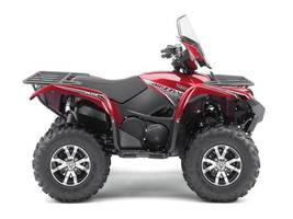 RPMWired.com car search / 2017 Yamaha Grizzly EPS LE