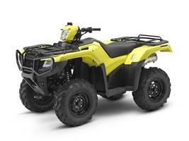 New  2017 Honda® FourTrax® Foreman® Rubicon 4x4 EPS ATV in Roseland, Louisiana