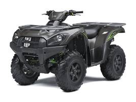 2017 Kawasaki Brute Force 750 4x4i EPS Metallic Flat Raw Graysto for sale 58604