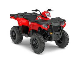 2017 Sportsman 570 EPS Indy Red