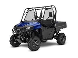 New  2017 Honda® Pioneer 700 Deluxe Golf Cart / Utility in Roseland, Louisiana