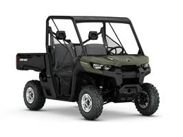 2017 Defender DPS HD5 Convenience Package
