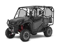 New  2017 Honda® Pioneer 1000-5 Limited Edition Golf Cart / Utility in Roseland, Louisiana