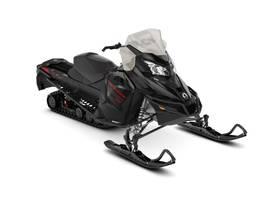 2018 Ski Doo Renegade® Enduro Ice Ripper XT 1.25 Rotax® 600 H.O. E-TEC® REV-XS Black