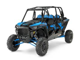2017 Polaris RZR XP 4 Turbo EPS Velocity Blue for sale 149148