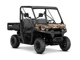 New  2018 Can-Am® Defender DPS HD5 Mossy Oak Break-Up Country Camo Golf Cart / Utility in Houma, Louisiana