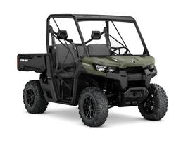 2018 Can-Am™ Defender DPS HD8 1