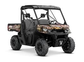 2018 Defender XT HD10 Mossy Oak Break-Up Country Camo