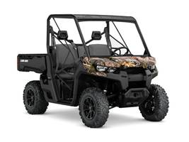 2018 Can-Am Defender DPS HD8 Mossy Oak Break-Up Country Camo for sale 73535