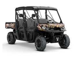 New  2018 Can-Am® Defender MAX XT HD10 Mossy Oak Break-Up Country Camo Golf Cart / Utility in Roseland, Louisiana