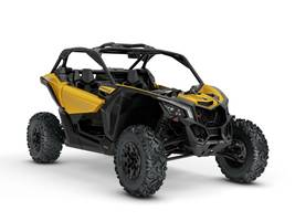 New  2018 Can-Am® Maverick X3 X DS TURBO R Golf Cart / Utility in Roseland, Louisiana