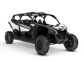 2018 Can-Am Maverick X3 MAX Turbo White for sale 73538