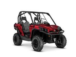 New  2018 Can-Am® Commander XT 800R Intense Red Golf Cart / Utility in Roseland, Louisiana