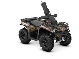 New  2018 Can-Am® Outlander Mossy Oak Hunting Edition 450 ATV in Houma, Louisiana
