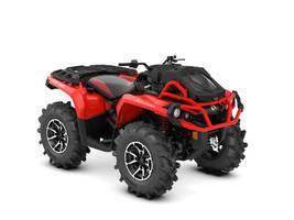 New  2018 Can-Am® Outlander X® mr 850 ATV in Roseland, Louisiana