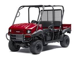 2018 Mule 4010 Trans 4x4