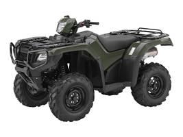 New  2018 Honda® FourTrax Foreman Rubicon 4x4 Automatic DCT ATV in Roseland, Louisiana